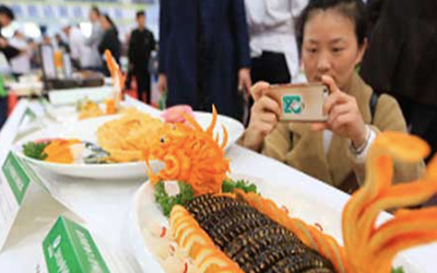 The Invitational Competition of 2018 Huaiyang Cuisine Masters Was Held.