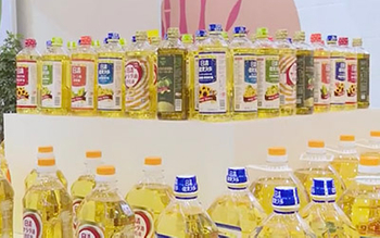 Nissin from Japan Presented Their Products